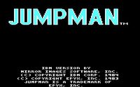 Video Game: Jumpman (1983)