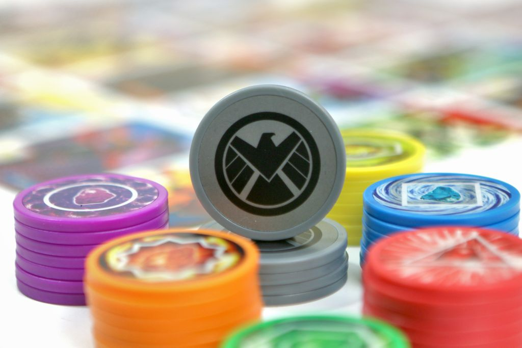 Board Game: Splendor: Marvel