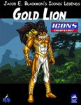 RPG Item: Jacob E. Blackmon's Iconic Legends: Gold Lion
