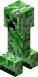 Character Version: Creeper (Minecraft) (Creeper)