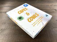 RPG Item: Capes & Cowls