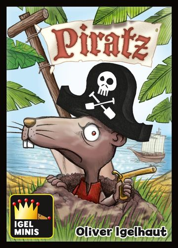 Board Game: Piratz