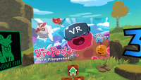 Video Game: Slime Rancher - VR Playground
