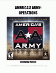 Video Game: America's Army