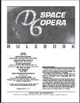 RPG Item: D6 Space Opera
