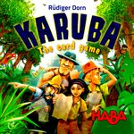 Board Game: Karuba: The Card Game