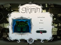 Video Game: American McGee's Grimm: Episode 17 – The Frog King