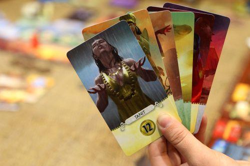 Board Game: 7 Wonders Duel: Pantheon