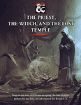 RPG Item: The Priest, the Witch, and the Lost Temple