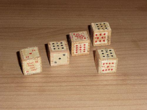 Board Game: Kreuz-Junge