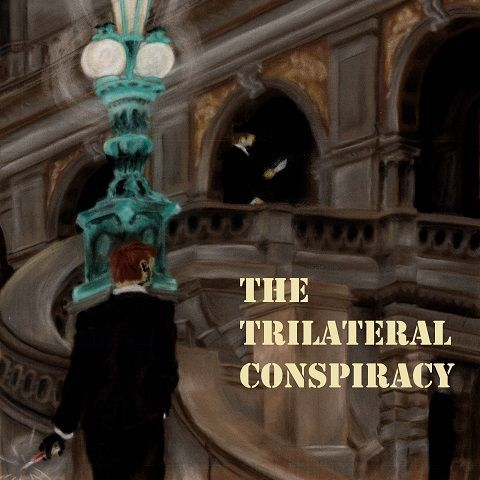 Board Game: The Trilateral Conspiracy