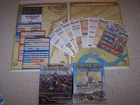 Board Game: Eagles of the Empire: Spanish Eagles