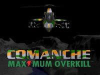 Video Game: Comanche: Maximum Overkill