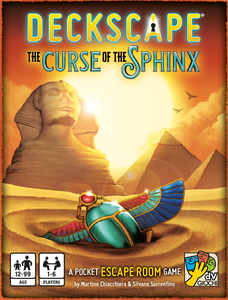 Image result for deckscape curse of the sphinx