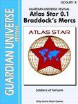 RPG Item: Atlas Star 0.1: Braddock's Mercs
