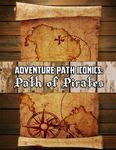 RPG Item: Adventure Path Iconics: Path of Pirates