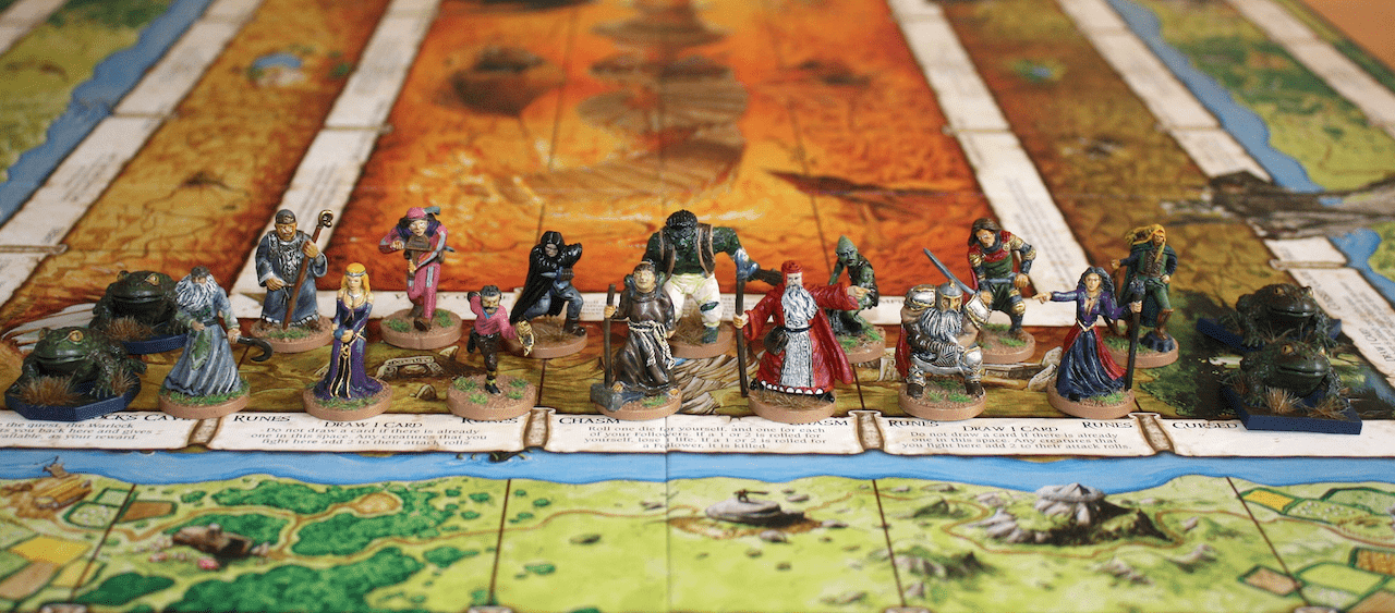 Board Game: Talisman: Revised 4th Edition