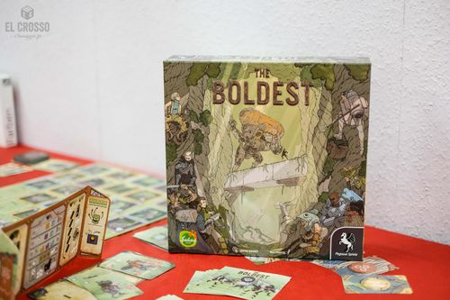 Board Game: The Boldest