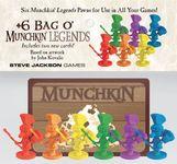 Board Game: +6 Bag O' Munchkin Legends