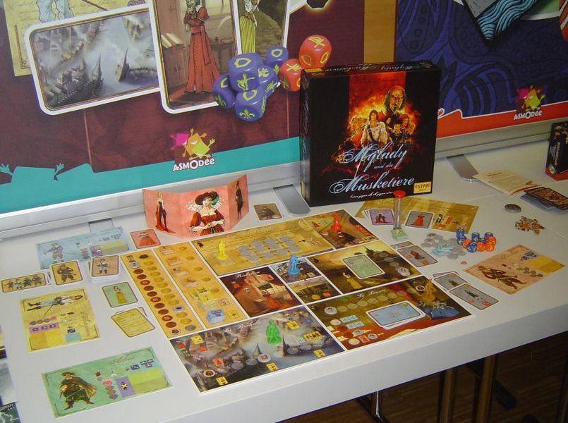 Presentation at Spiel'10 (Essen)