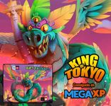 Board Game Accessory: King of Tokyo/King of New York: Quetzalcóatl (promo character)