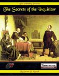 RPG Item: The Secrets of the Inquisitor
