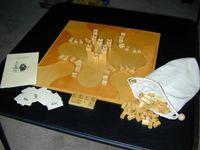 Board Game: Charlemagne