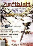 Issue: Zunftblatt (Print Issue 15 - Jun 2013) Krieg & Frieden