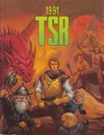 RPG Item: 1991 TSR Product Catalogue