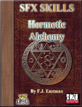 RPG Item: SFX Skills: Hermetic Alchemy