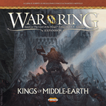 Board Game: War of the Ring: Kings of Middle-earth