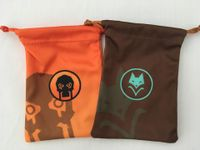 Board Game Accessory: Scythe: The Rise of Fenris – GeekUp Bag Set