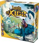 Board Game: Lords of Xidit