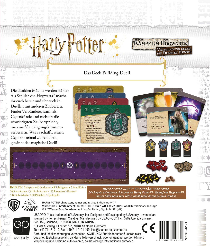 Harry Potter Hogwarts Battle Defence Against The Dark Arts Image Boardgamegeek