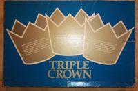 Board Game: Triple Crown