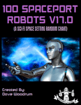 RPG Item: 100 Spaceport Robots V17.0
