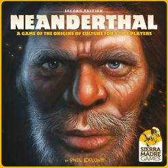 Neanderthal Cover Artwork