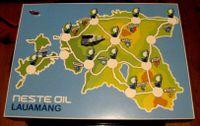 Board Game: Neste Oil Lauamäng