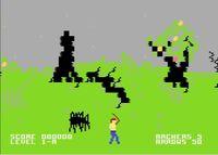 Video Game: Forbidden Forest (1983)