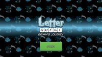 Video Game: Letter Quest: Grimm's Journey