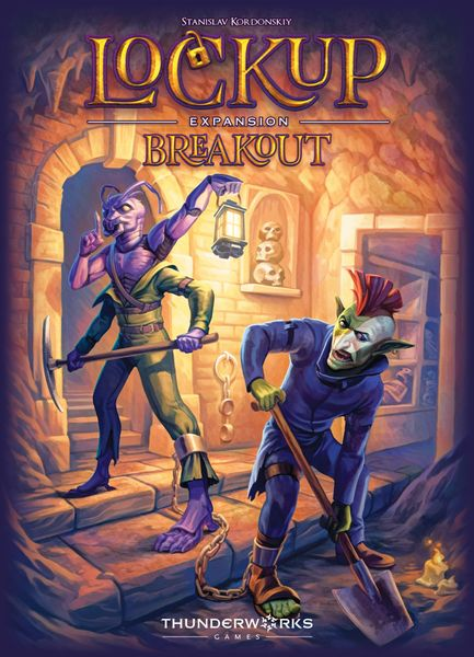Lockup: Breakout Expansion