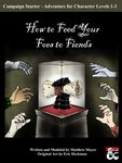 RPG Item: How to Feed Your Foes to Fiends