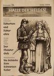 Issue: Halle der Helden (Ausgabe 36 - April 2004)