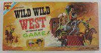 Board Game: Wild Wild West