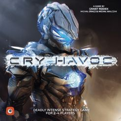 Cry Havoc Cover Artwork
