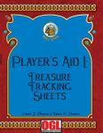 RPG Item: Player's Aid I: Treasure Tracking Sheets