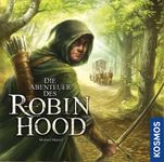 Board Game: The Adventures of Robin Hood