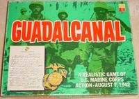 Board Game: Guadalcanal
