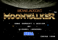 Video Game: Michael Jackson's Moonwalker (Arcade)