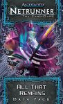 Board Game: Android: Netrunner – All That Remains